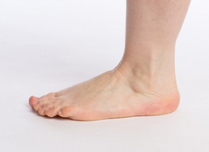 TEP of the ankle - consecutive care
