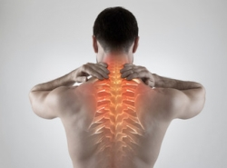 Exercises for treating the pain in the thoracic spine and ribs