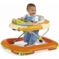 Children and baby walkers