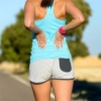 Running and pain in the lumbar spine