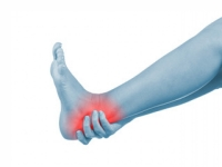 Exercises against pain in the ankles