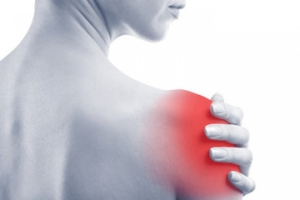 Exercises against pain in the shoulder