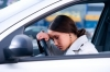 Problems resulting from frequent car driving