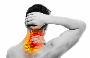 Exercises against pain in the neck