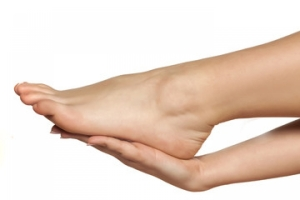 Exercises against problems with flat feet